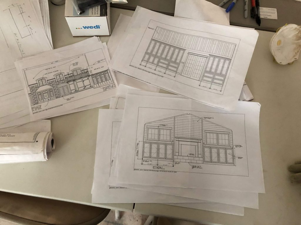 blueprints for rennovation